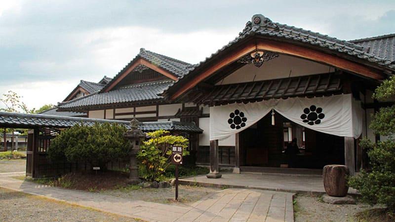 会津藩家老西郷頼母邸を復元した「会津武家屋敷」