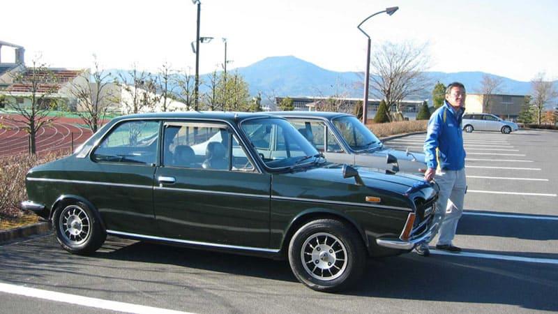 スバルにとっての原点、また、私のカーライフにとっても原点と言える名車 「スバル 1300Gスポーツ」