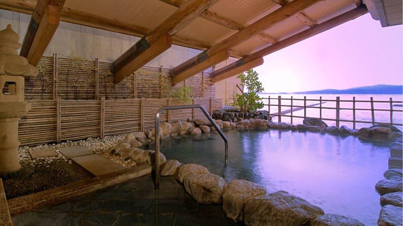 北陸で唯一の海の温泉「和倉温泉」を堪能