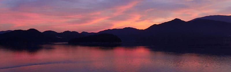 島巡りにサンセット鑑賞。瀬戸内海で作る最高の思い出