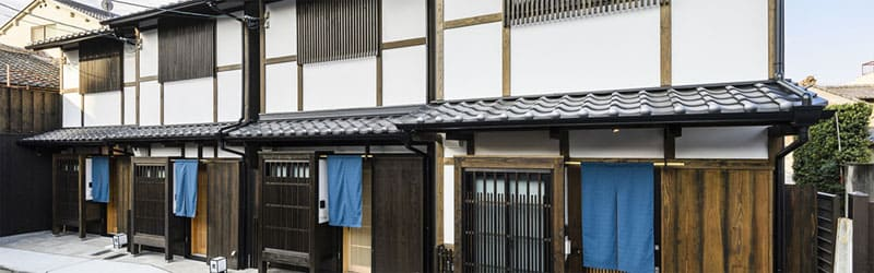 あこがれの京町家で優雅に過ごす旅を