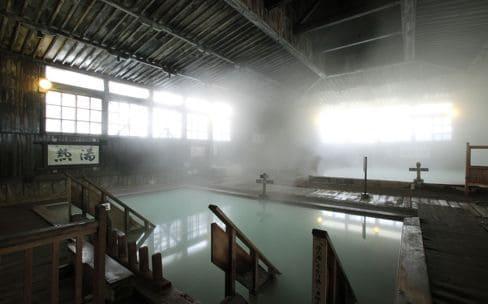 酸ヶ湯温泉(すかゆおんせん)