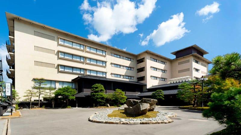 新しい日本を感じる大人のための宿 加賀屋別邸「松乃碧」