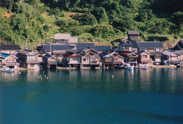 今、行きたい『伊根の舟屋』観光