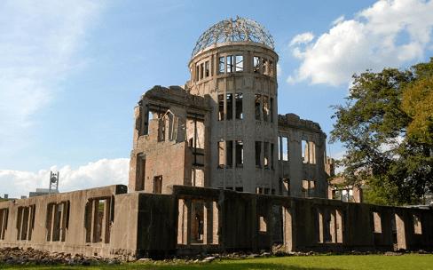 広島平和記念資料館・原爆ドーム