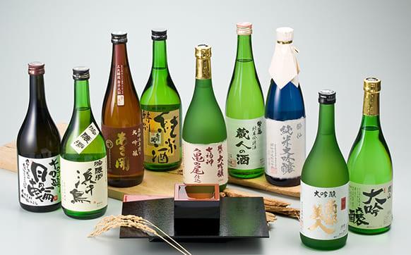 いわての日本酒