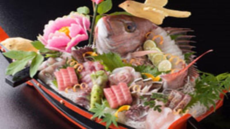 伊豆下田ならではの海の幸を堪能するコース料理