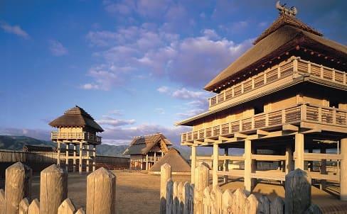 吉野ヶ里(よしのがり)歴史公園