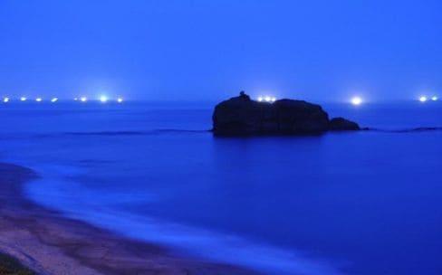 白兎海岸(はくとかいがん)