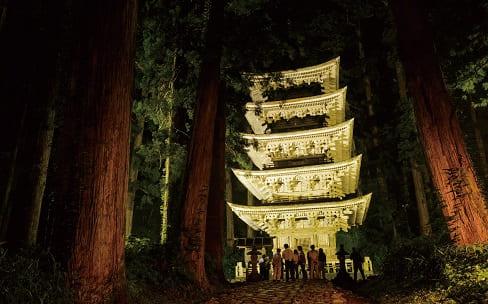 日本遺産 出羽三山