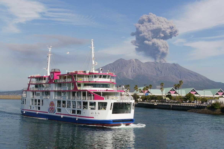 農作物や温泉、自然景観に火山の恵みあり