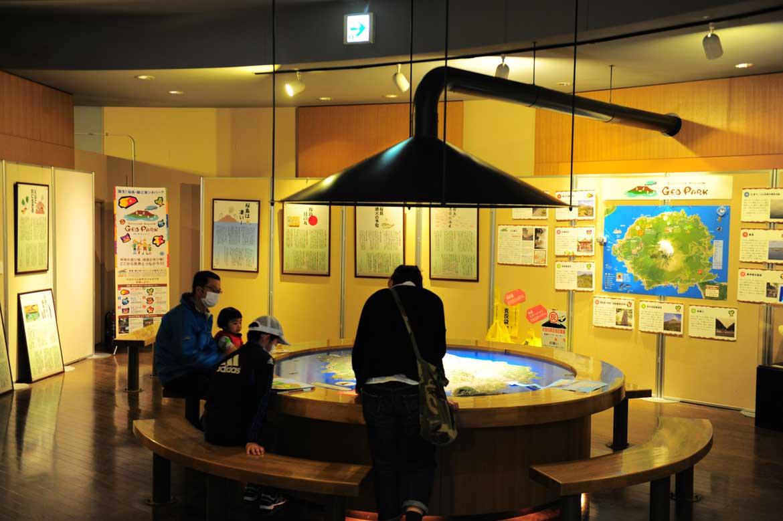 旅の下準備はここから「桜島ビジターセンター」