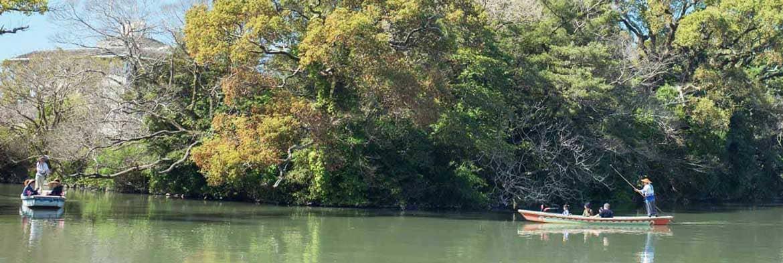 名物の川下りで柳川の魅力を満喫