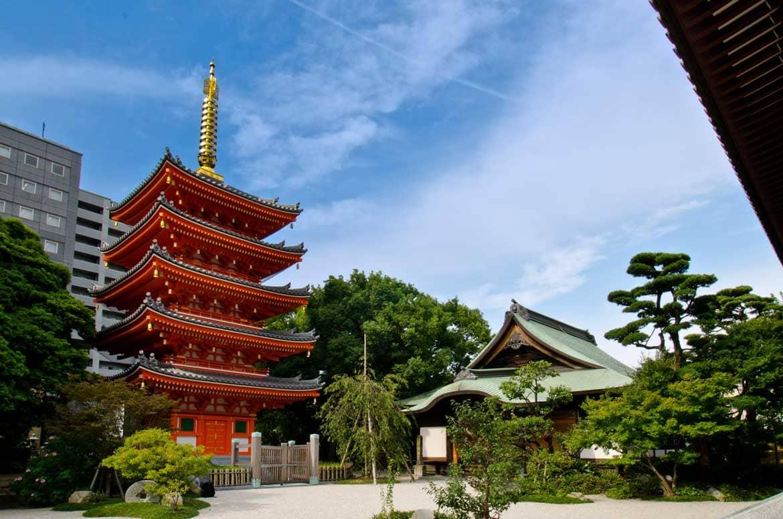 風情感じる博多散策で、福岡の旅をもっと楽しく