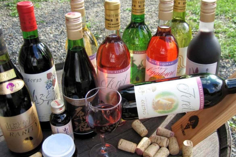 岩手のワインと言ったらこれ! 「くずまきワイン」