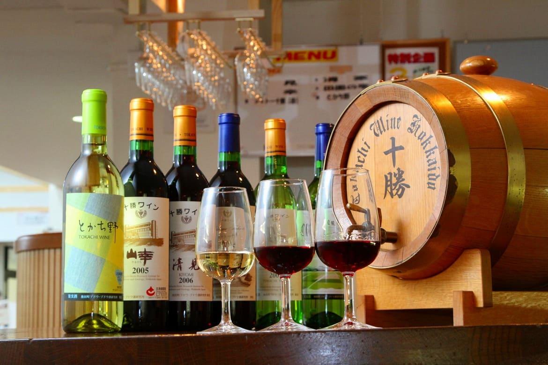 「池田ワイン城」は十勝ワインの聖地