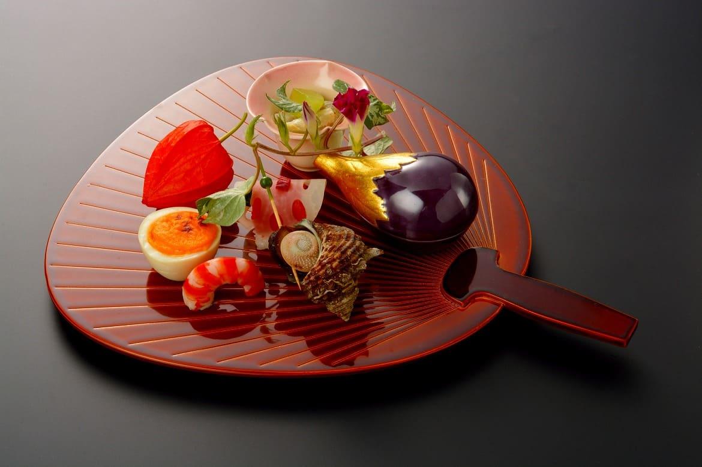 「京都の夏」にふさわしい、涼やかな会席料理