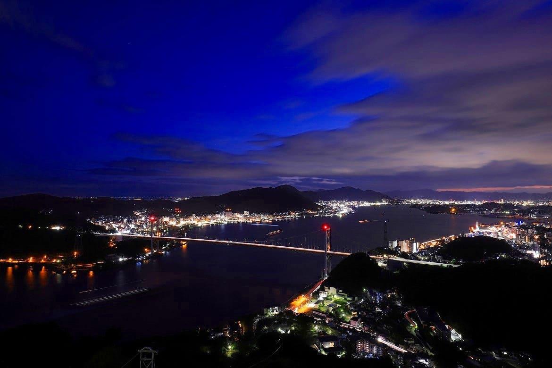 九州が目の前に!歩いても渡れる「関門海峡」