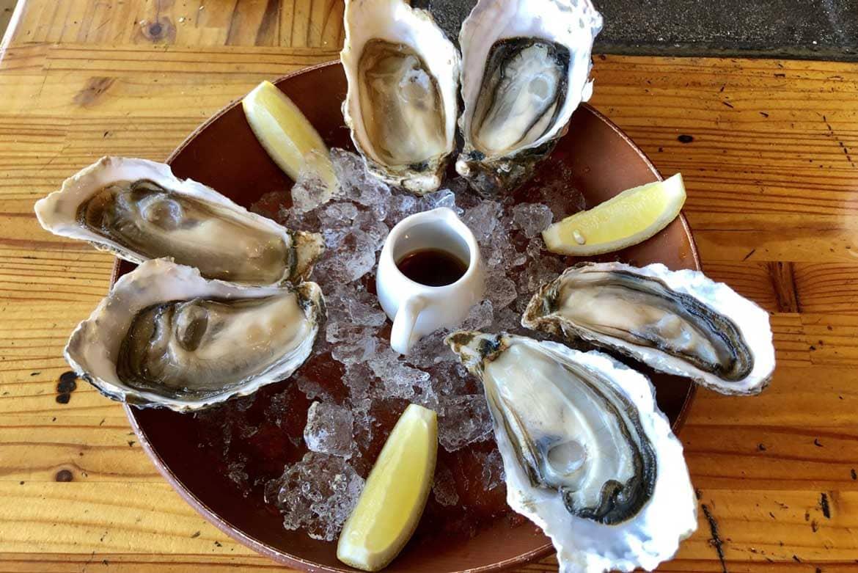 牡蠣好きにおすすめ! 牡蠣に特化した道の駅