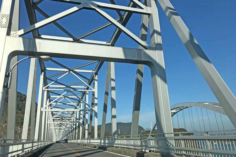 島と島とを結ぶ5つの橋