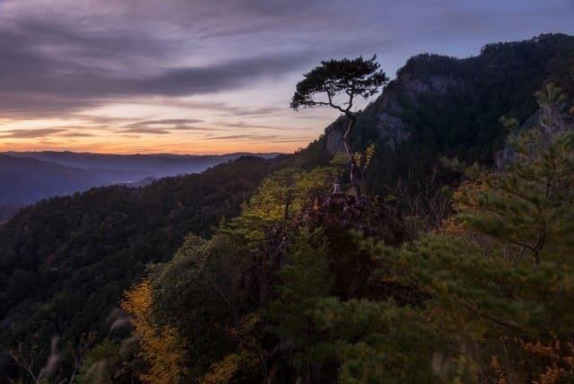 1300年の歴史が残るパワースポット「鳳来寺山」