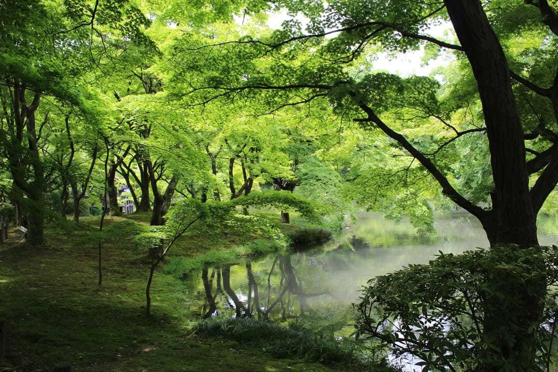 〜自然を散策する屋外スポット〜