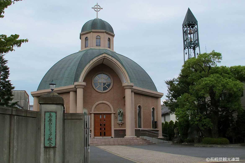 長い冬を乗り越えて。殉教キリシタンに捧げる祈り「カトリック島原教会」