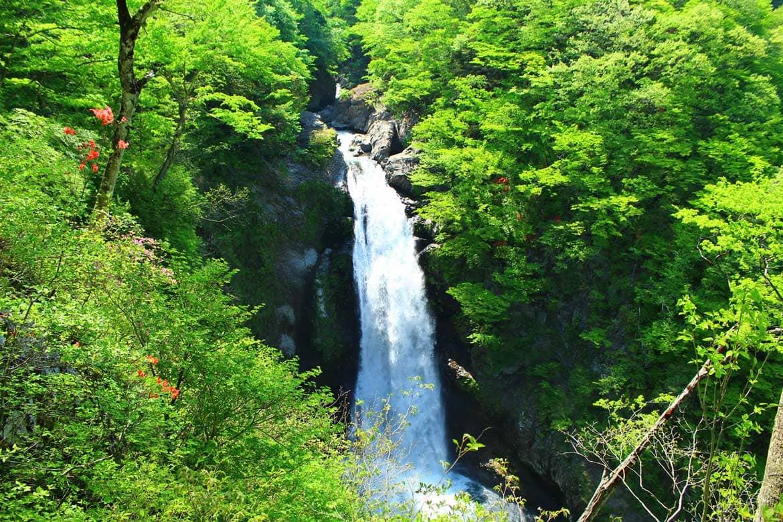 マイナスイオンたっぷりの「磊々峡」「秋保大滝」