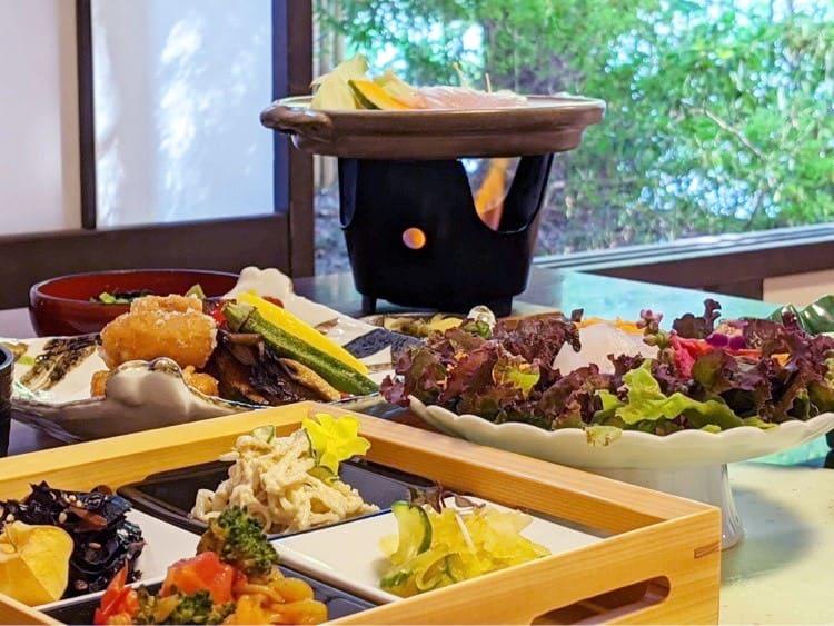 島根の美味を詰め込んだ、マクロビオティック料理で美しく