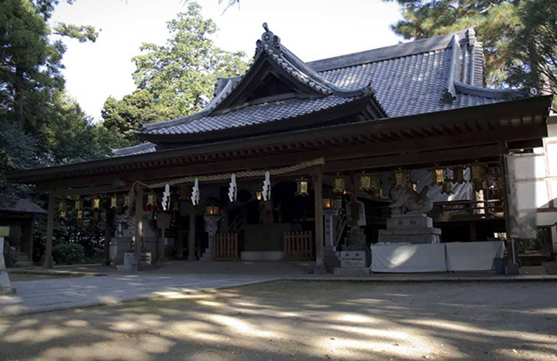 関東最古の八幡さま「大宝八幡宮」