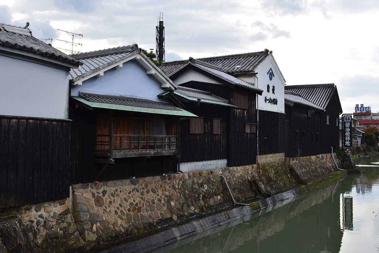 県内で唯一!「湯浅町湯浅伝統的建造物群保存地区」を散策
