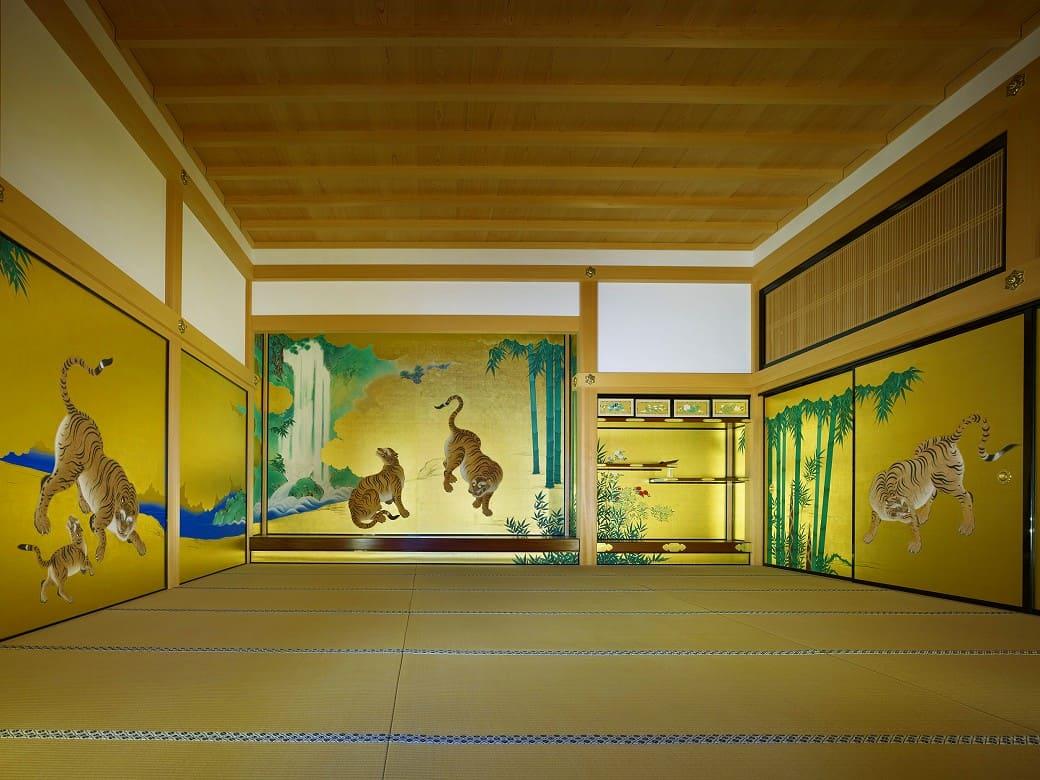 絢爛豪華な本丸御殿がよみがえった「名古屋城」