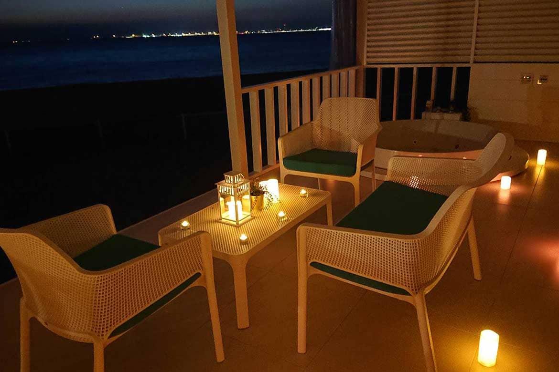 夕陽100選に選ばれた絶景を楽しむ!都市型リゾート施設「URBAN CAMP HOTEL Marble Beach」【大阪】
