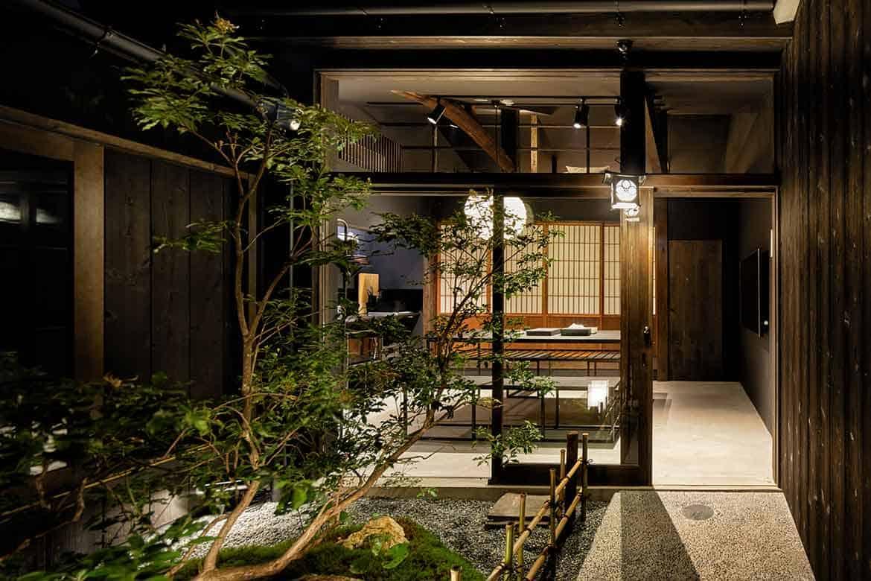 ユニークなコンセプト「宿ル」おすすめ。京都駅すぐの便利な立地「宿ルKYOTO HANARE 和紙ノ宿」