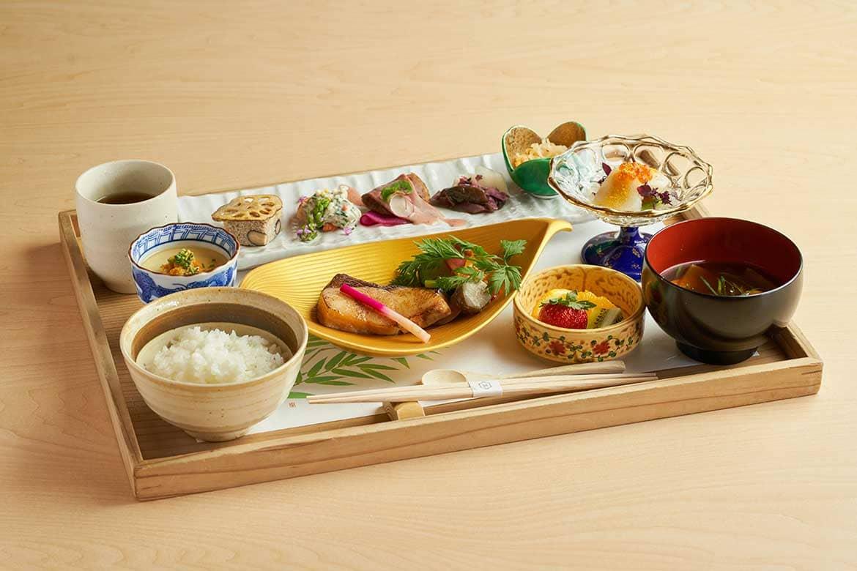 京文化を体感できる和モダンホテルでラグジュアリーなひととき「ホテルカンラ京都」