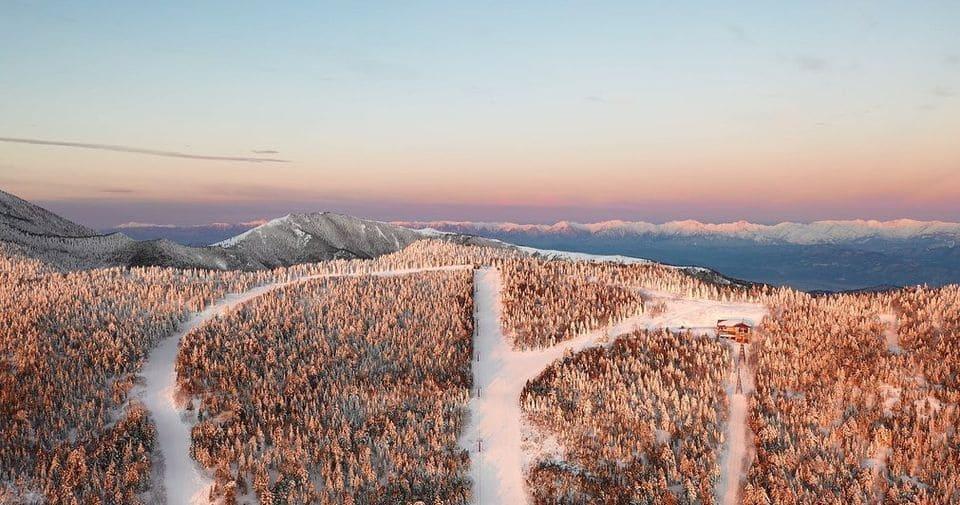 標高2100m、絶景の中を滑る「パルコール嬬恋リゾート」