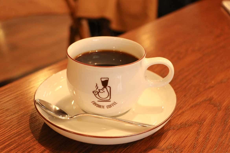 本格派コーヒーなら「FAVORITE COFFEE」