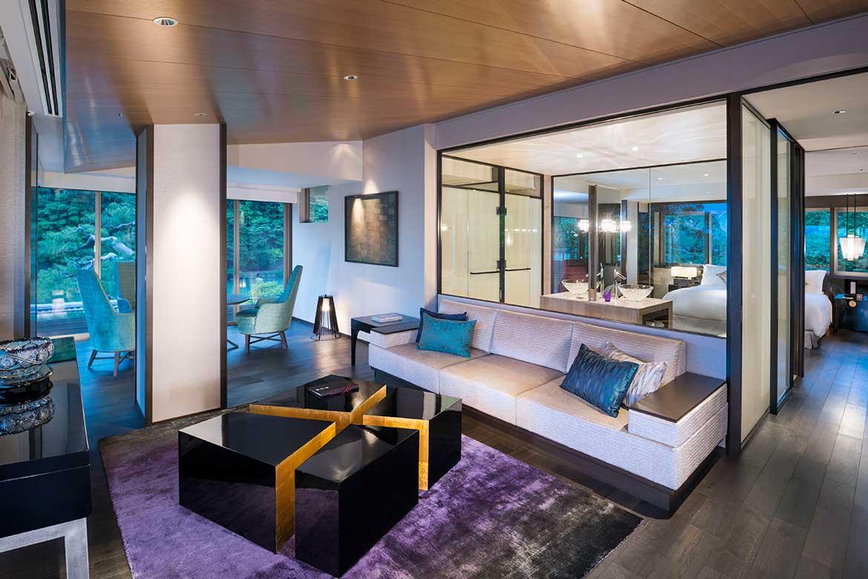 嵐山の絶景を一望できるロケーションで四季を感じて「翠嵐 ラグジュアリーコレクションホテル 京都」