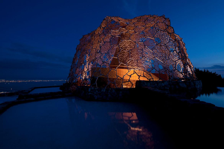 明石海峡や関西国際空港などの絶景を一望できる「六甲ガーデンテラス」【神戸市】