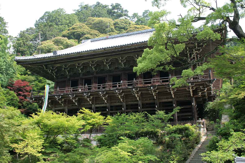 重要文化財や史跡が豊富な西の比叡山「書寫山圓教寺」【姫路市】