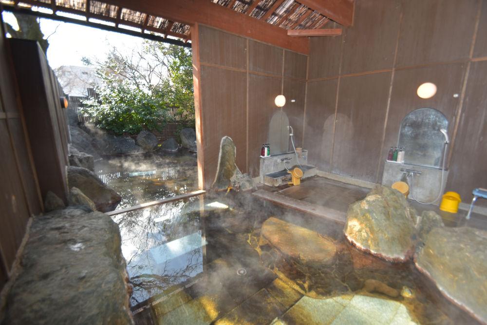 体を芯から温める。保湿・保温効果のある「鉄輪(かんなわ)温泉」
