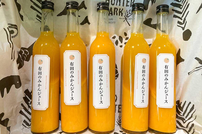 眺めているだけで楽しい!「水の市場」では和歌山のお土産が勢揃い