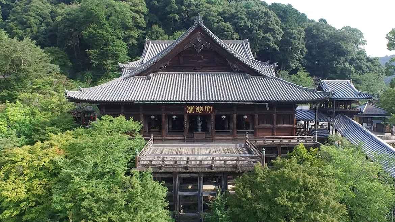 自然と調和する美しさに心洗われる「長谷寺」