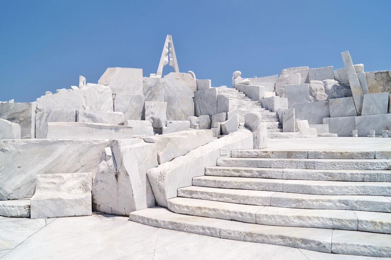 境内全体が大きな博物館!美しい大理石アートに圧巻「耕三寺博物館/未来心の丘」(生口島)